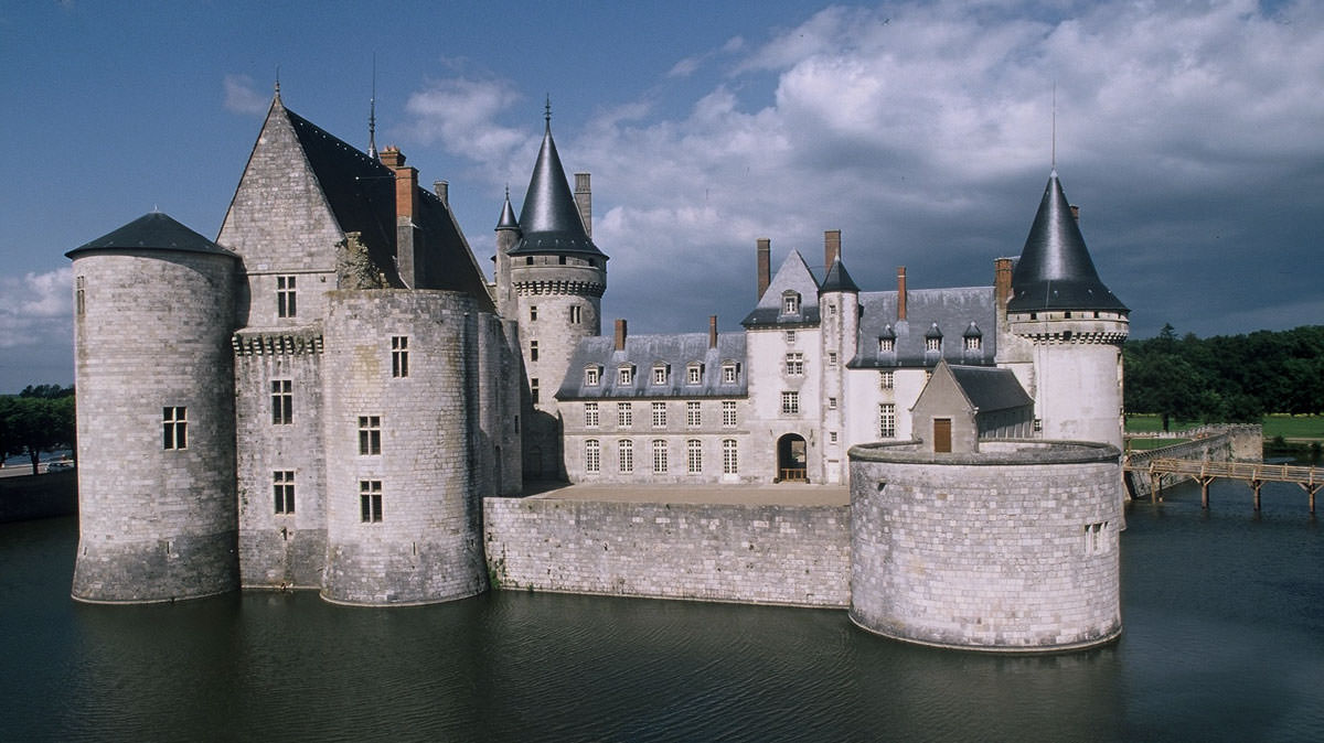 chateau-de-sully-sur-loire - Photo